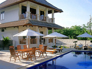 bali accommodation villa