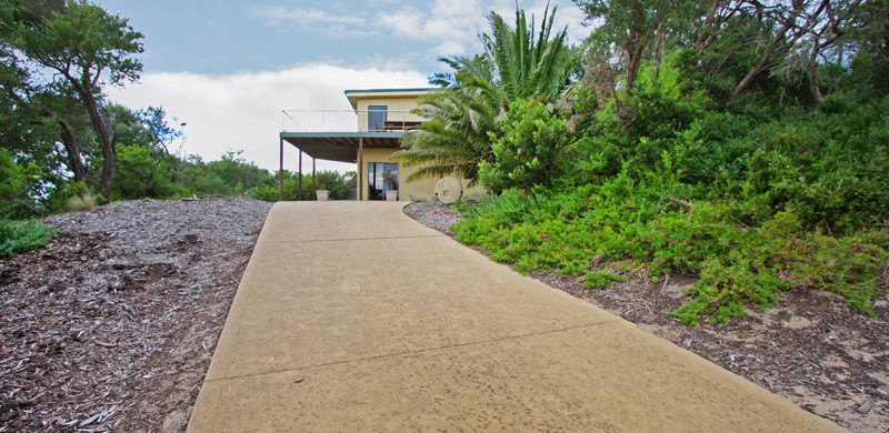 holiday home mornington peninsula entry